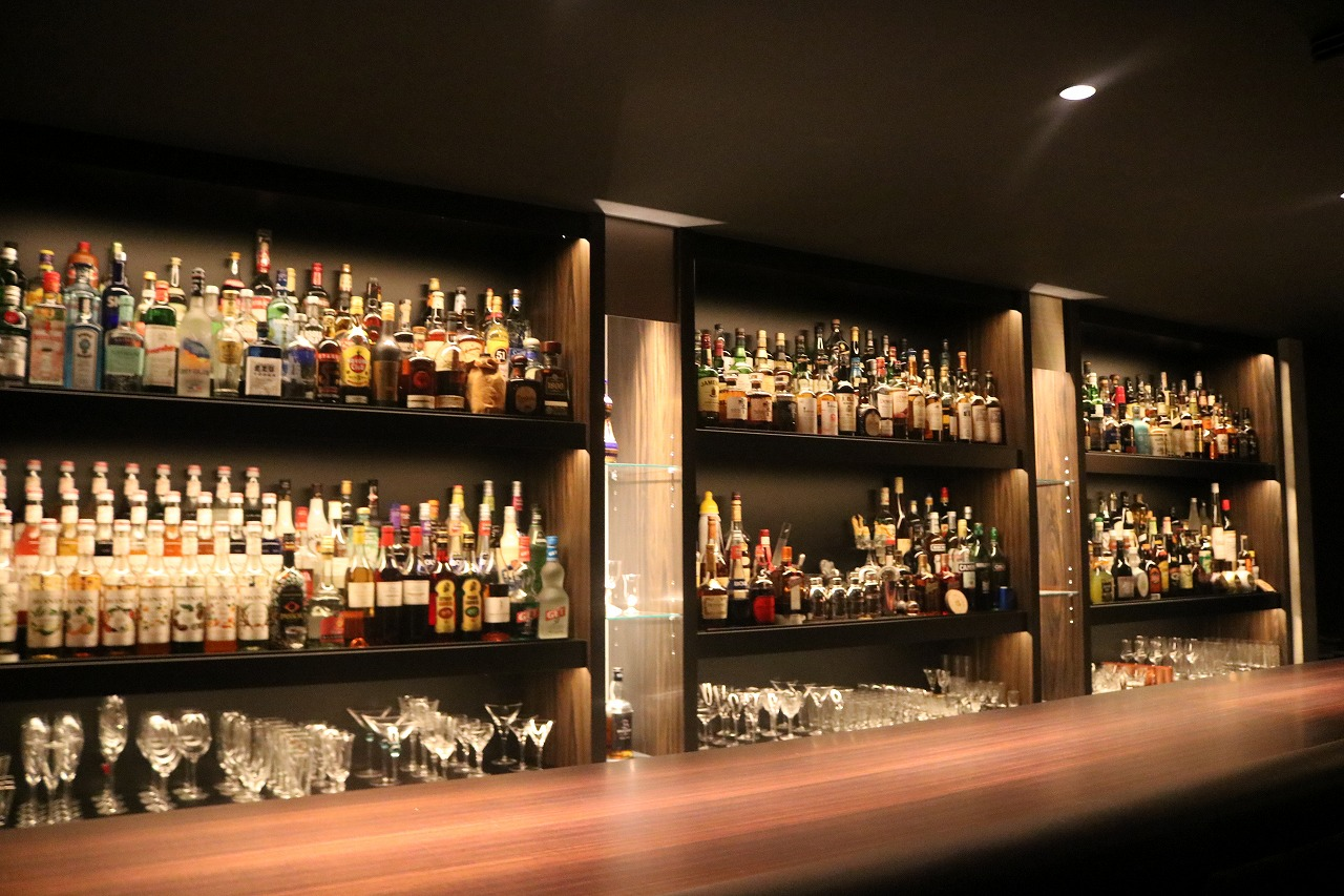 Bar橘 内観